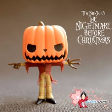 Figura Nightmare Before Christmas Funko China Sin Caja