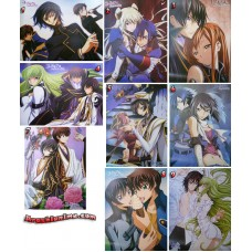 Afiches Code Geass