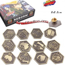 Broches Hitman Reborn